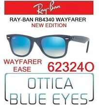 Occhiali da Sole RAYBAN RB 4340 WAYFARER EASE 62324O  sunglasses ray ban NEW BLU