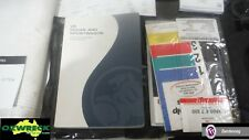 HOLDEN VE SEDAN AND SPORTS WAGON OWNERS MANUAL