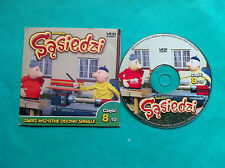 ►►rare Polish cartoon bajka VCD Sąsiedzi 2 Pat a Mat oraz .. a je to! POLAND DVD