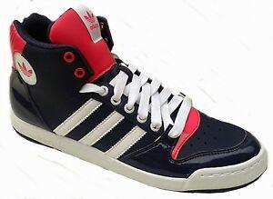 Adidas Womens Midiru Court Mid OriginalsTrainer Boots G60889 9uk Navy/white/pink