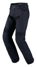 Spidi Furious Evo Black Tg- It 48 (34 -M)-Pantaloni Da Moto -Nero