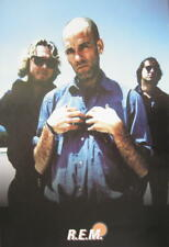 R.E.M. / REM  POSTER NEW ADVENTURES IN HI-FI BANDPICTURE