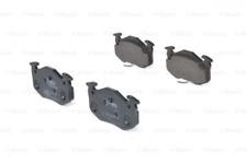 Bremsbelagsatz, Scheibenbremse für Bremsanlage Hinterachse BOSCH 0 986 460 970