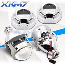 Headlight Lens HID Projectors H4 H7 Bi-xenon Lens 3.0'' Lights Car Accessories