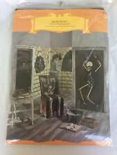 Halloween Spooky Scenes Wall and Chair Decoration Kit