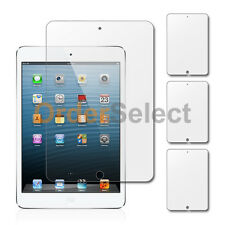 3X Clear LCD Screen Shield Guard Protector for Apple iPad Mini 2 3 Tablet 7.9""