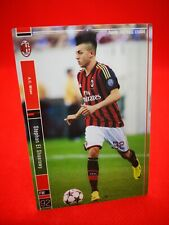 Panini Football League 2014 carte card soccer Star+ Milan AC #92 El Shaarawy