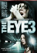 Eye 3 (DVD, 2008) Chinese Language with English & Spanish Subtitles