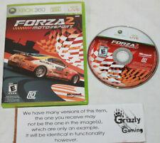 USED Forza 2 Motorsport Microsoft Xbox 360 (NTSC) -Canadian Seller-
