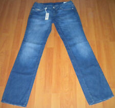 Diesel Cotton Straight Leg Jeans for Women