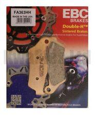 08-10 A40000 EBC Bremsbeläge FA395TT Hinterachse passt in KYMCO MXU 400