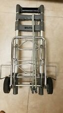 Heavy duty luggage cart Stebco