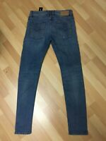 NWD Mens Diesel Sleenker Stretch Denim 084KJ BLUE Slim W28 L30 H6 RRP£150