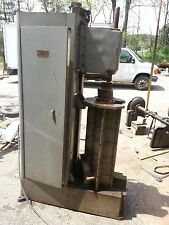 50 Ton TAMCO C-Frame AIR/Hydraulic Press.not DAKE,ADJUSTABLE TABLE 0-4 FEET