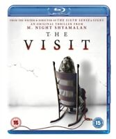 The Visit BLU-RAY- REGION FREE *NEW & SEALED