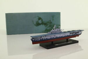 Atlas Editions Warships; USS Hornet, WW2 Aircraft Carrier; Excellent Boxed