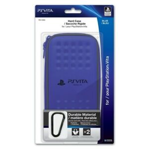 NEW Officially Licensed HORI PS Vita Hard Care for PS Vita PSV Blue Official