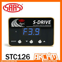 SAAS S Drive Electronic Throttle Controller for Nissan Navara (D22) 2008 - ON