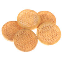 5PCS Dollhouse Miniature Resin Bamboo Basket Pretend Play DIY AccessoriHFQA
