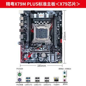 JGINYUE X79M PLUS/ X99M PLUS-V2/ X99M-PLUS D3/ X79-D4/ X79M-L(V304) Motherboard