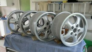 Porsche 993 Professionally Refurbished Cup 2 17 inch Alloy Wheels