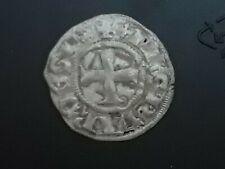 Crusader Silver Templar Coin Phillip 1294 Epirus Greece