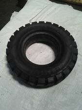 400 8 Forklift Rubber Solid Pneumatic Shaped Tire 300 New