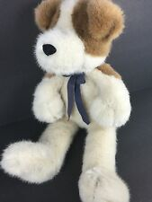 Manhattan Toy Company Vintage Dog Plush stuffed Animal 1987 Sale