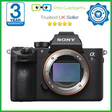 Sony Alpha A7R III 42MP 4K Fullframe Camera ILCE7RM3 Mark III - 3 Year Warranty