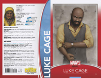 LUKE CAGE #166 CHRISTOPHER TRADING CARD VARIANT MARVEL LEGACY HERO FOR HIRE