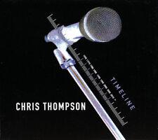 Chris Thompson - Timeline (2005)  CD  NEW/SEALED  SPEEDYPOST