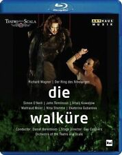 Wagner: Die Walküre [Simon O'Neill, John Tomlinson, Daniel Barenboim] [Arthaus: