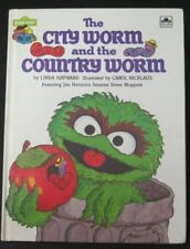 B000MOO24E The City Worm and the Country Worm