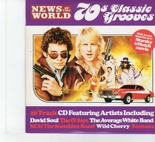 (FR111) News Of The World Presents, 70's Classic Grooves - 2004 CD