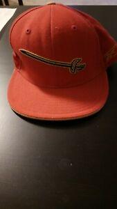 CLEVELAND CAVALIERS ALTERNATE NBA REEBOK CAP SIZE 7 1/4