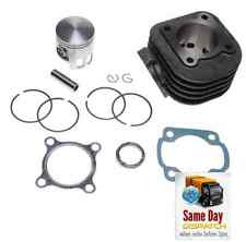 NEW BIG BORE CYLINDER BARREL KIT 70CC GARELLI TIESSE XO DD EURO2 12mm PIN