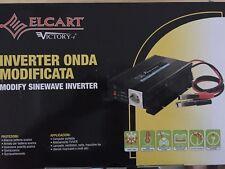 Inverter Onda Modificata Elcart Victory 600W 12V