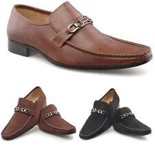 Goor Slip On 100% Leather Formal Shoes for Men