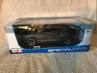 NEW Maisto Special Edition Die Cast Car Gray Sport LAMBORGHINI SUV URUS Luxury