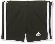 Adidas Ragazzo Calzoncini da bagno Essence Core 3s Boxer Black/bianco (nero) 152