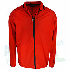 Sunice Windbreaker Salford Red Size L (windproof Water Resistant Breathable)
