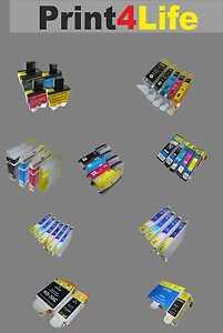 4 Reinigungspatronen für Epson WorkForce WF 3600 3620 3640 7110 7600 7610 7620