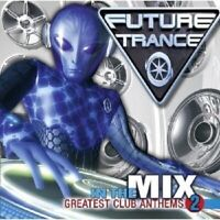 FUTURE TRANCE IN THE MIX VOL. 2 2 CD SCOOTER UVM NEW+