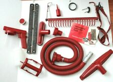 Lot (10+) of Kirby Classic III Vacuum Attachments and Manual