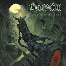 EVOCATION - Tales From The Tomb  CD