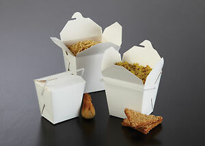 50 x Square Food Oriental Box 16oz Deli Takeaway Noodles [5055202116030]
