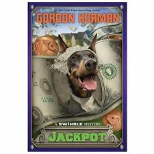 Jackpot (Swindle #6): A Swindle Mystery, Korman, Gordon, Good Book