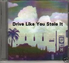 (363W) Drive Like You Stole It, Omerta - DJ CD