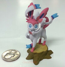 "2"" Pokemon Black & White Sylveon Figure (New Eevee Evolution)"