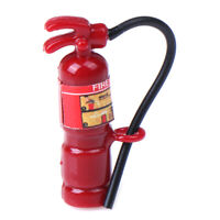 1/12 Miniature Dollhouse Fire extinguisher Dollhouse Miniature Toy ~(
